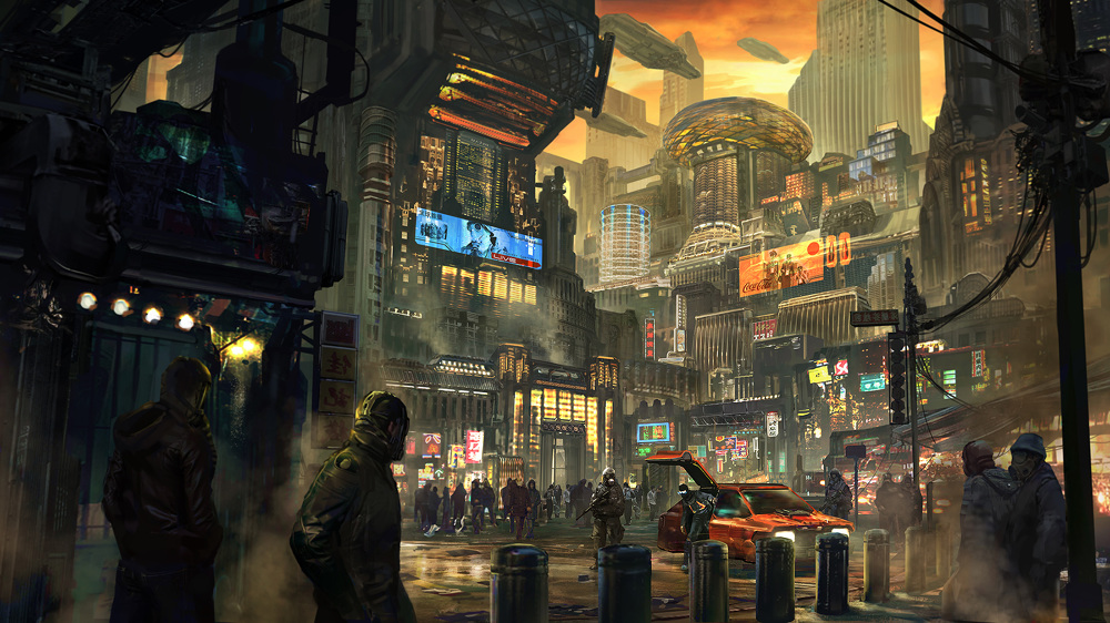 a cyber punk future painted by william gibson in idoru The entire wikipedia with video and photo galleries for each article find something interesting to watch in seconds.